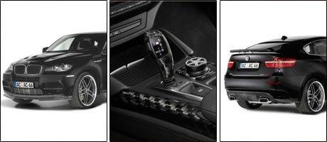 چند پس زمینه سایز بزرگ از BMW X6 2010
